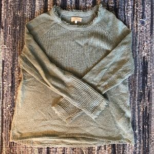 Lucky Brand Moss Green Sweater